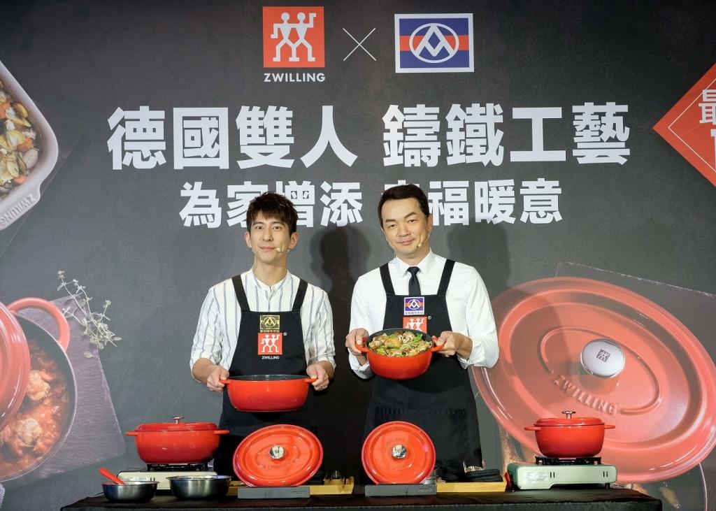 「雙人型爸」修杰楷+全聯先生一起驚喜現身秀廚藝