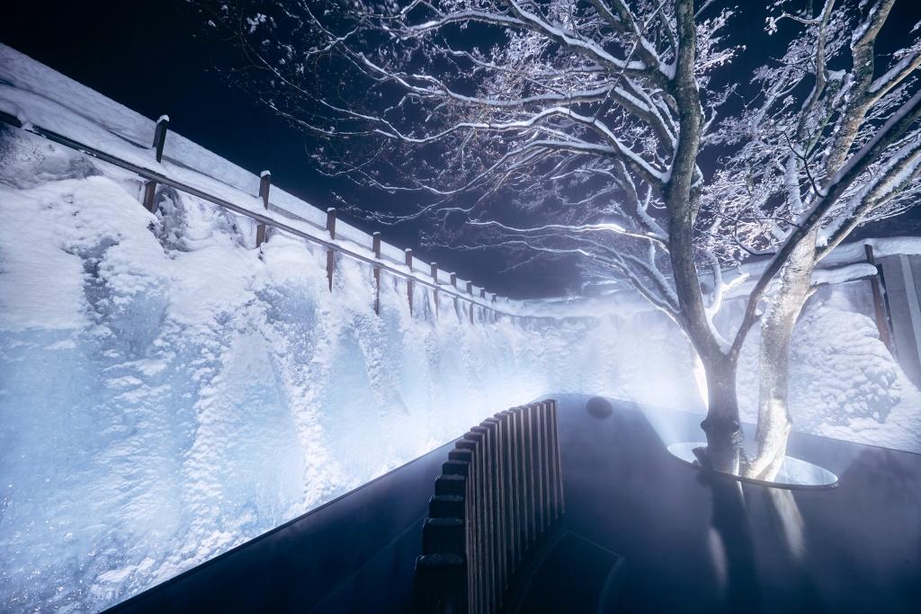 【奧入瀨溪流飯店】冰瀑之湯