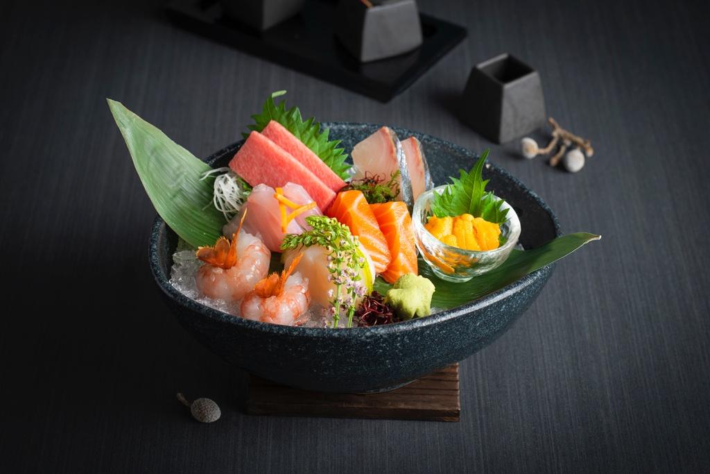 七品生魚片