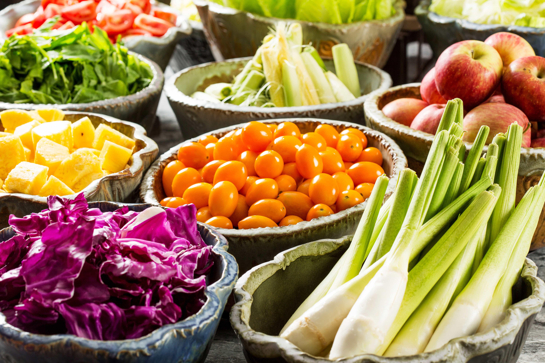 健康蔬食吧