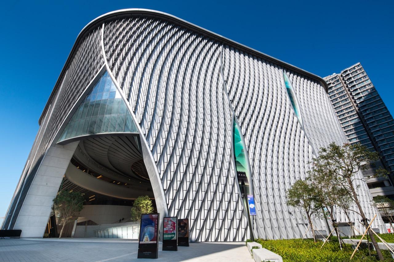 全新開幕「戲曲中心」為香港最新文創熱點