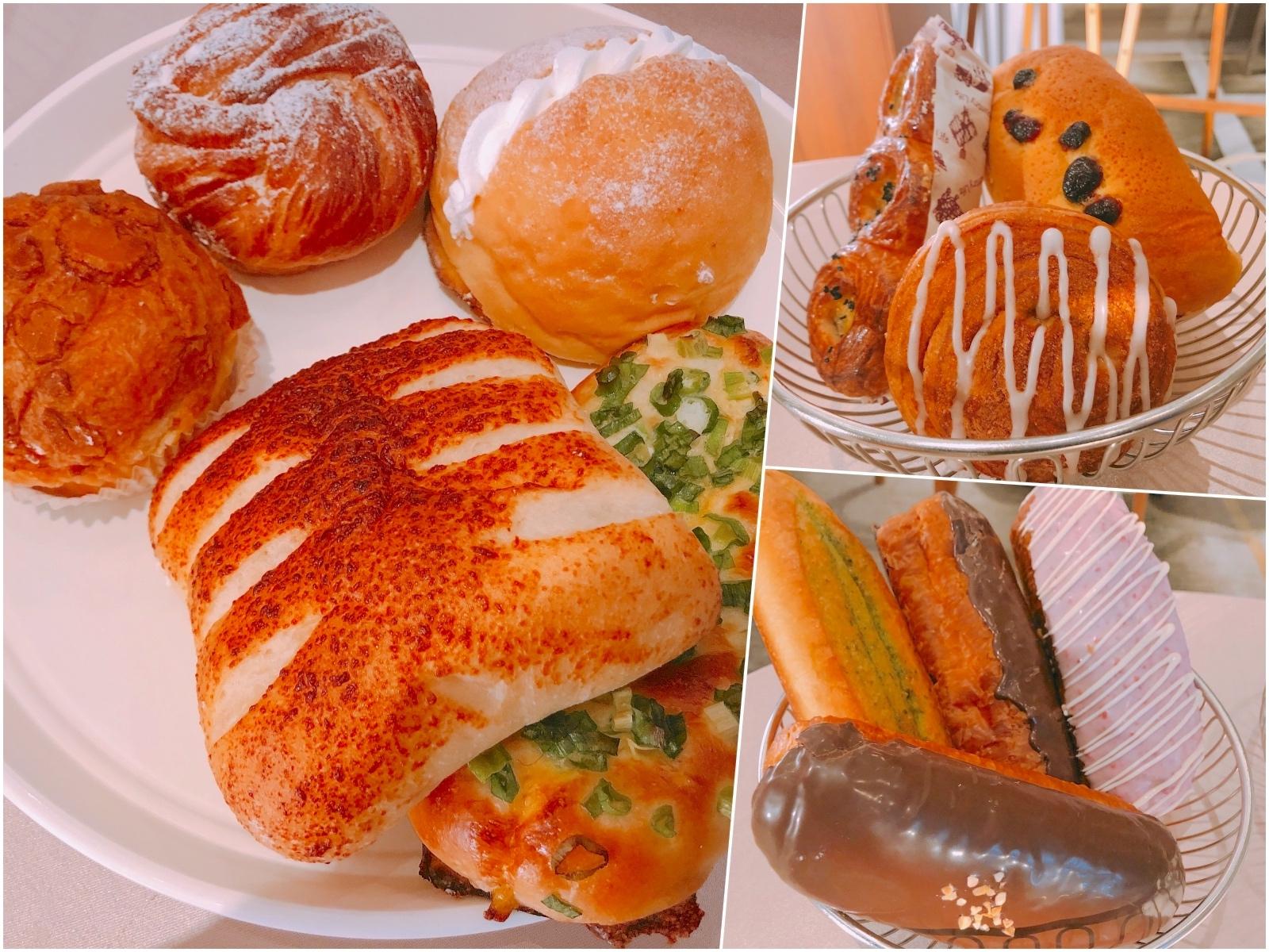 全聯&h2o正宗日系麵包hankyu Bakery全聯阪急麵包