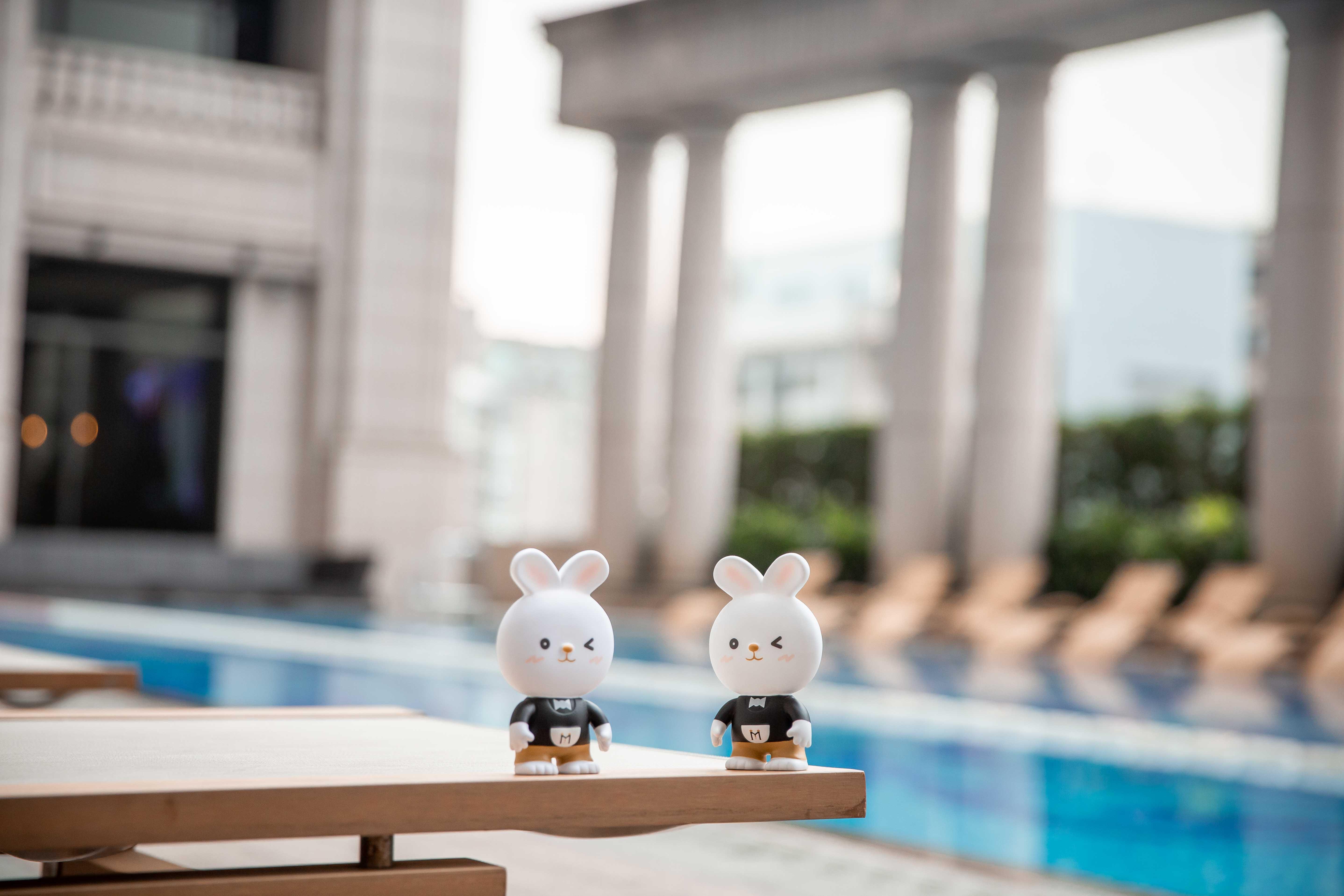 台北美福大飯店 美福沛醬兔1