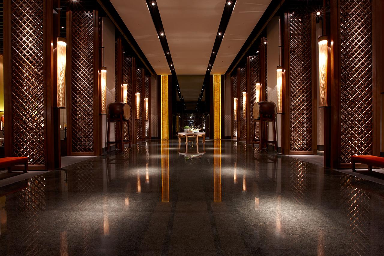台南晶英酒店silks Place Tainan 1f大廳 Lobby