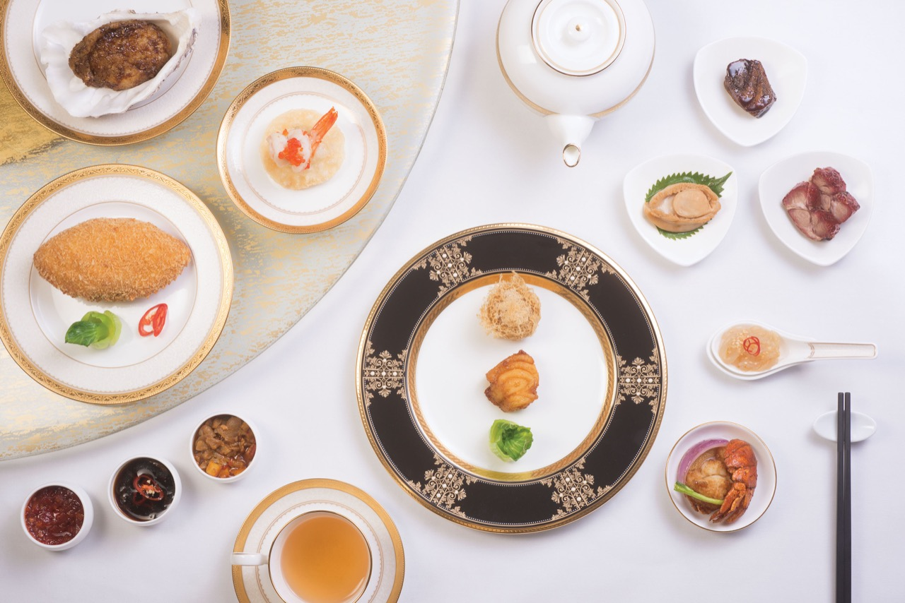 Tang Court Cantonese Restaurant Hong Kong Dining Signature Dishes