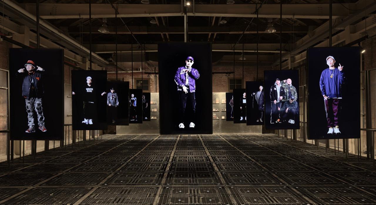 嘻哈囝|taiwan Hip Hop Kids|展場紀錄 09(提供=格式設計展策、攝影=汪德範)