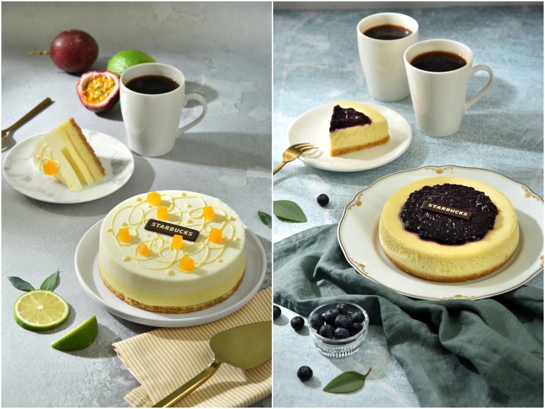 夏日可爾必思蛋糕&起司藍莓蛋糕