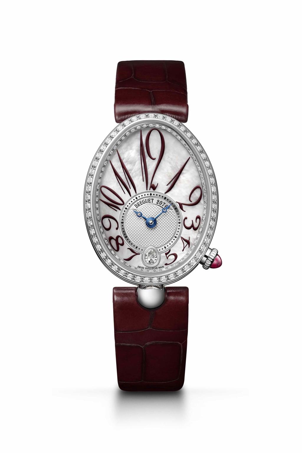 寶璣reine De Naples 8918腕錶,價值 Nt $ 1,163,000