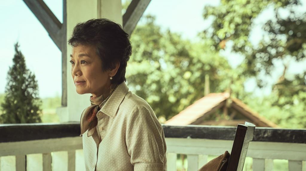 張艾嘉飾演1980年代張雲林