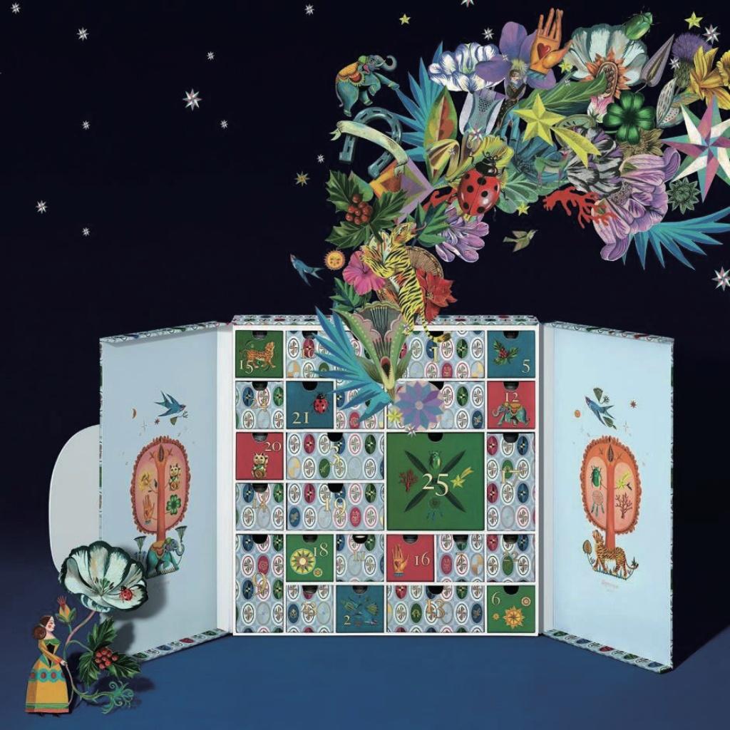 復興館倒數月曆diptyque 019聖誕限量月曆