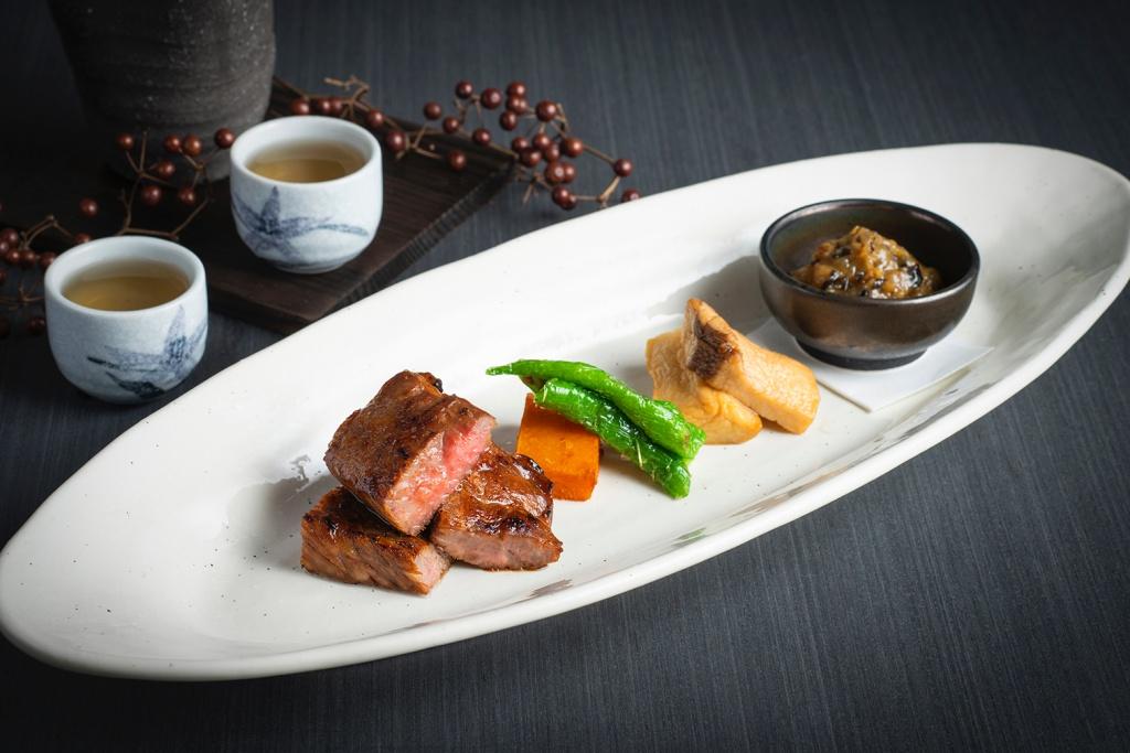日本鹿兒島和牛沙郎芥末金山寺味噌醬