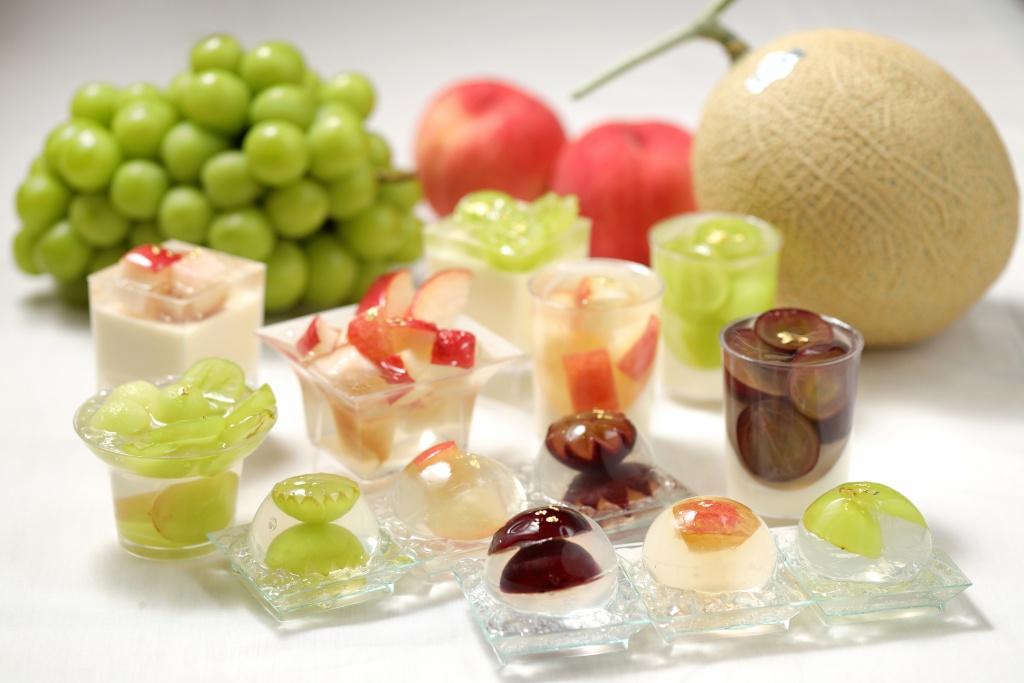 樂軒premium日本水果製成各式甜點