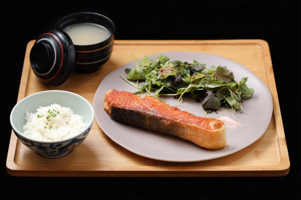 樂軒premium 香煎頂級帝王鮭