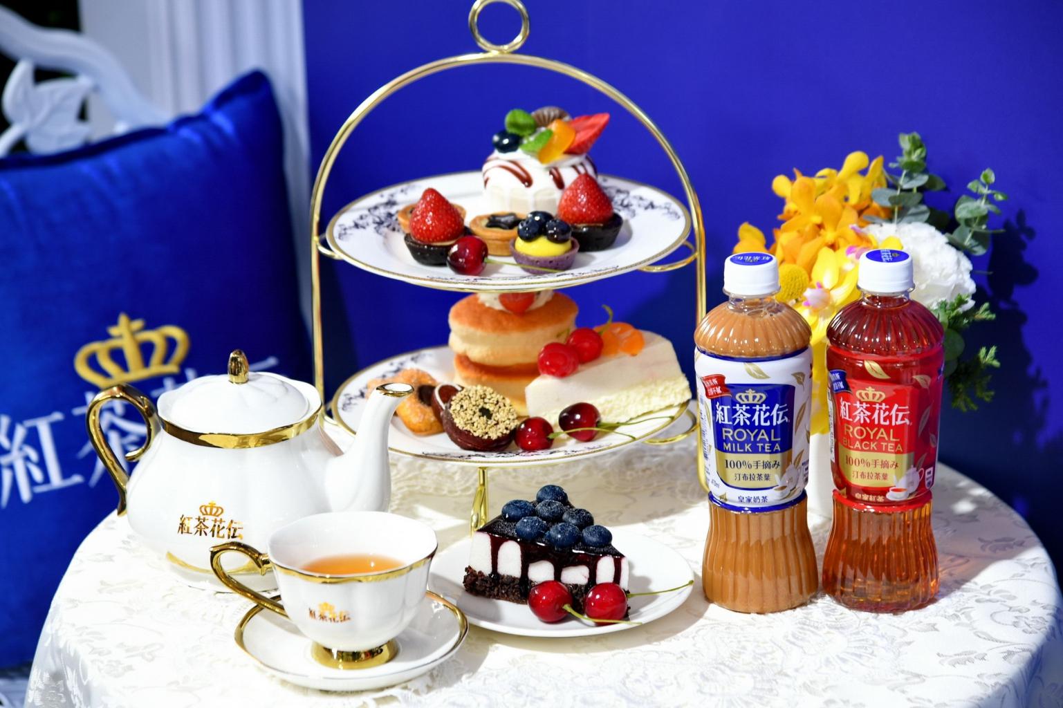 源於日本的暢銷茶飲品牌「紅茶花伝」 引領午茶新旋風
