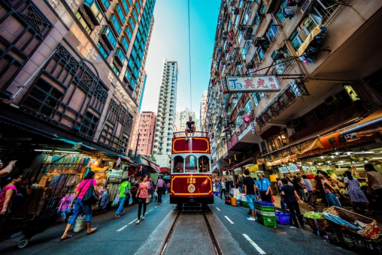 知名設計師蕭青陽力推香港「繁忙美學」生活藝術體驗 (1)