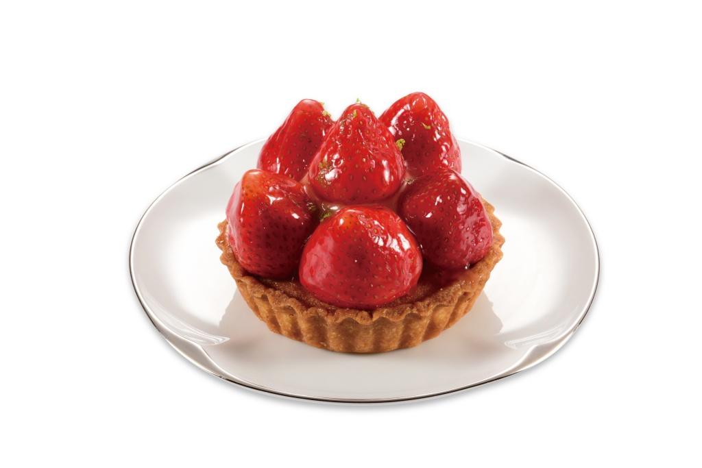 萬里限定「草莓塔」
