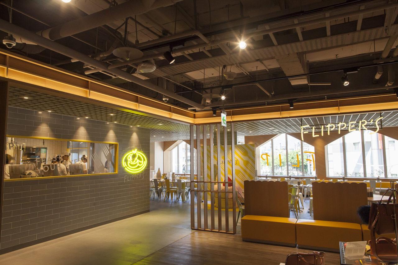 誠品生活南西3f|flipper's|日本甜點排隊名店,主打「奇蹟般的舒芙蕾鬆餅」