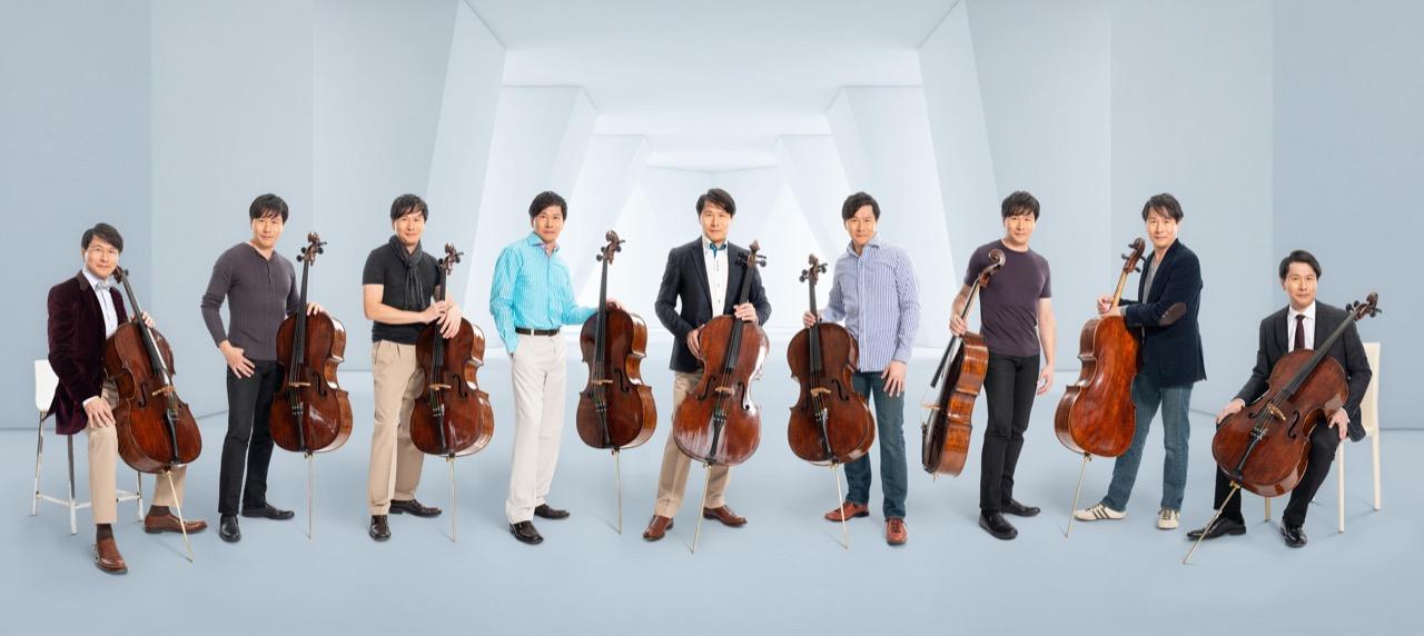 郭虔哲〈大提琴家族:魔幻聖誕〉 2