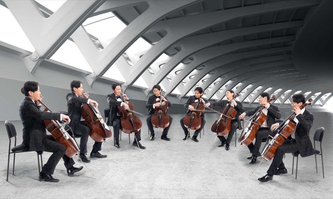 郭虔哲〈大提琴家族:魔幻聖誕〉 3