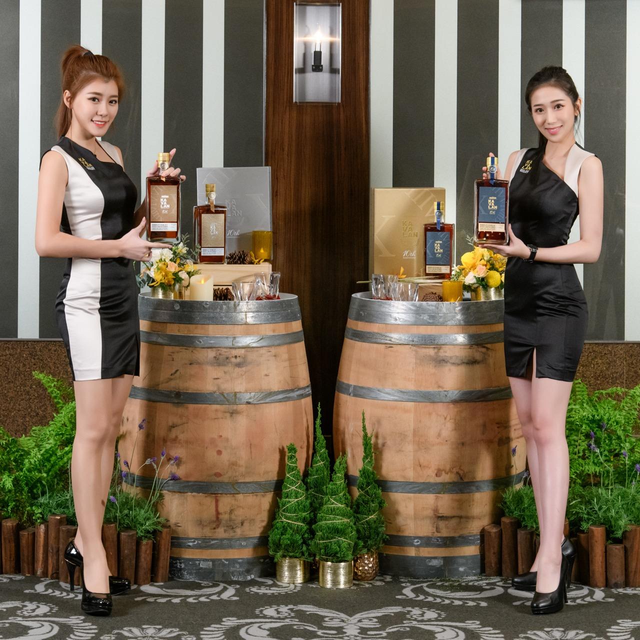 金車噶瑪蘭於今日(1204)歡慶上市十周年,推出限量紀念禮盒 「噶瑪蘭波爾多瑪歌產區葡萄酒桶單一麥芽威士忌」與「噶瑪蘭波爾多波雅克產區葡萄酒桶單一麥芽威士忌」 大檔 拷貝