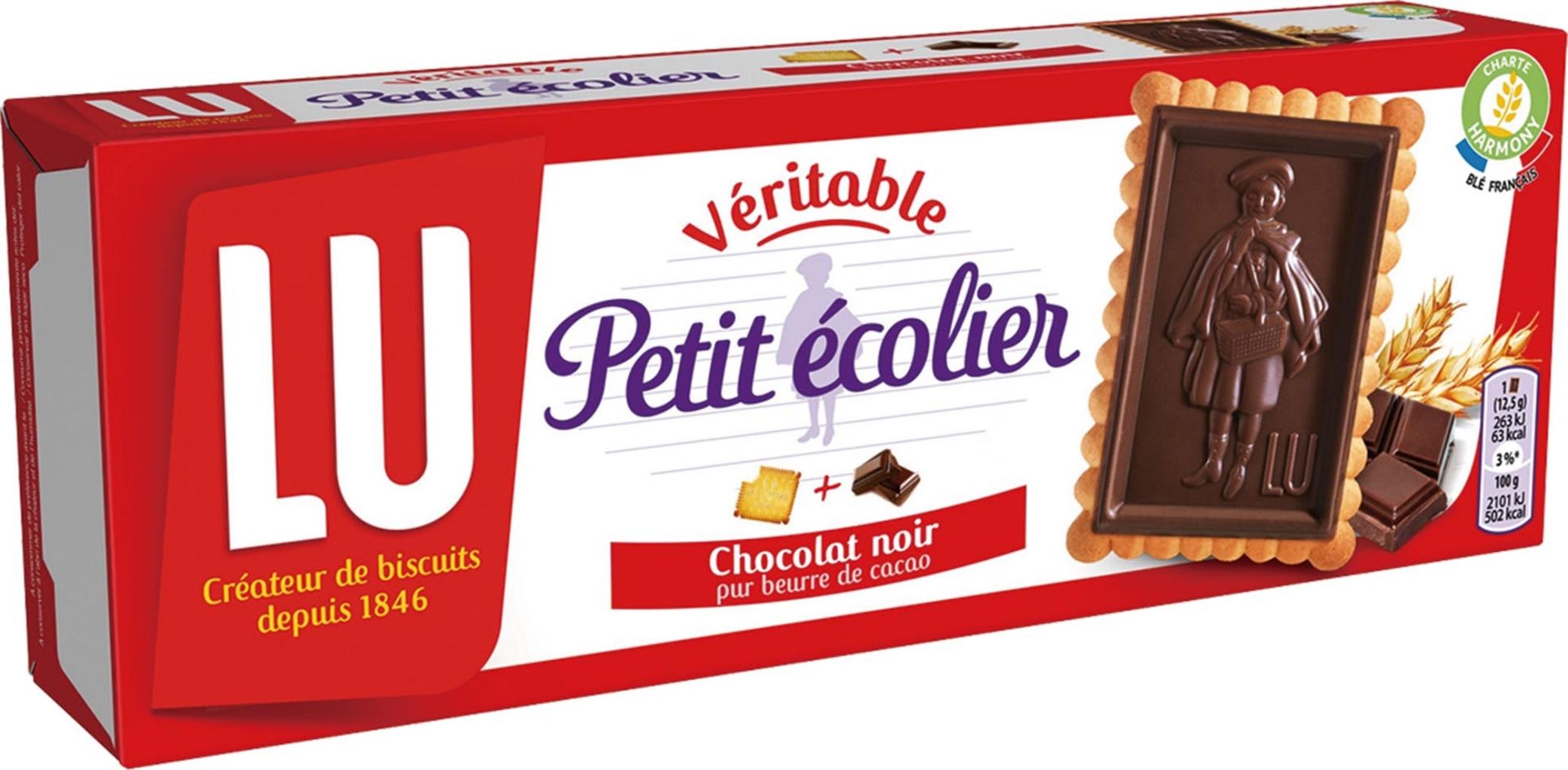 (高清)法國lu小王子黑巧覆蓋餅