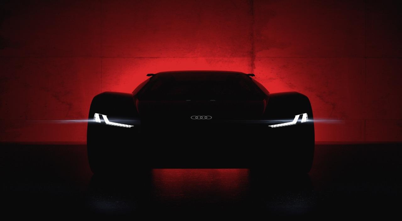 Audi Pb 18 E Tron.