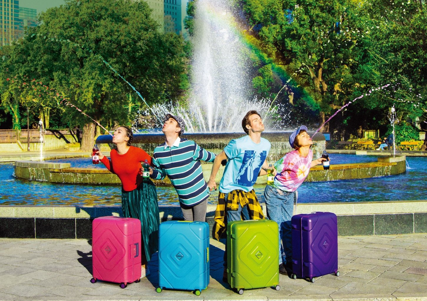 American Tourister 「new You」2