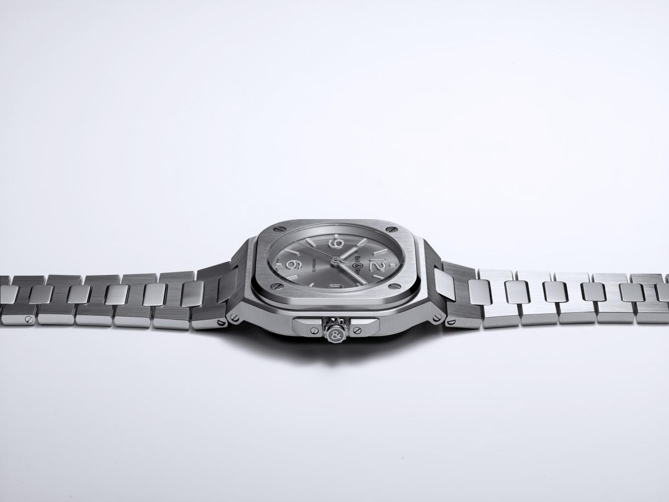 Br05 Grey Steel銀灰色