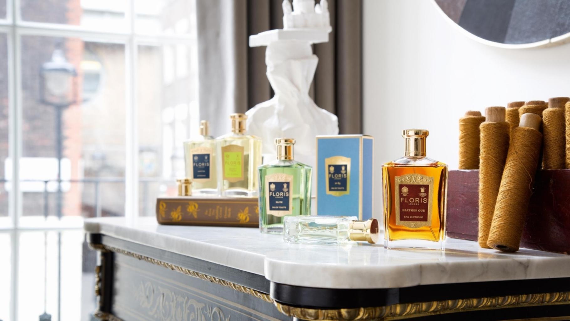 Floris London是英國最古老、世界上第二古老的香水品牌,其悠久歷史堪稱是「香氛界老佛爺」