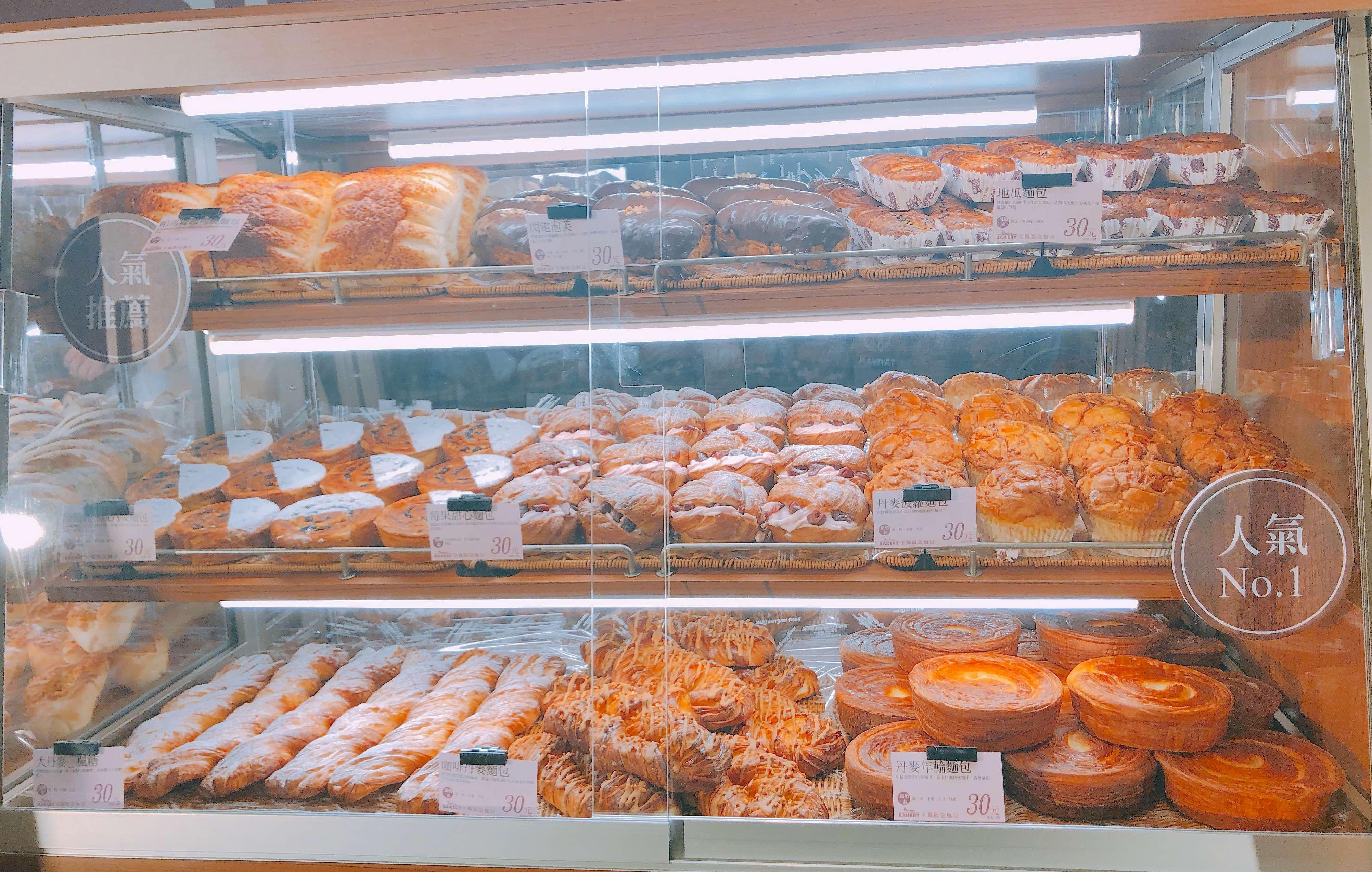Hankyu Bakery全聯阪急麵包為市場投下平價食尚的新震撼彈