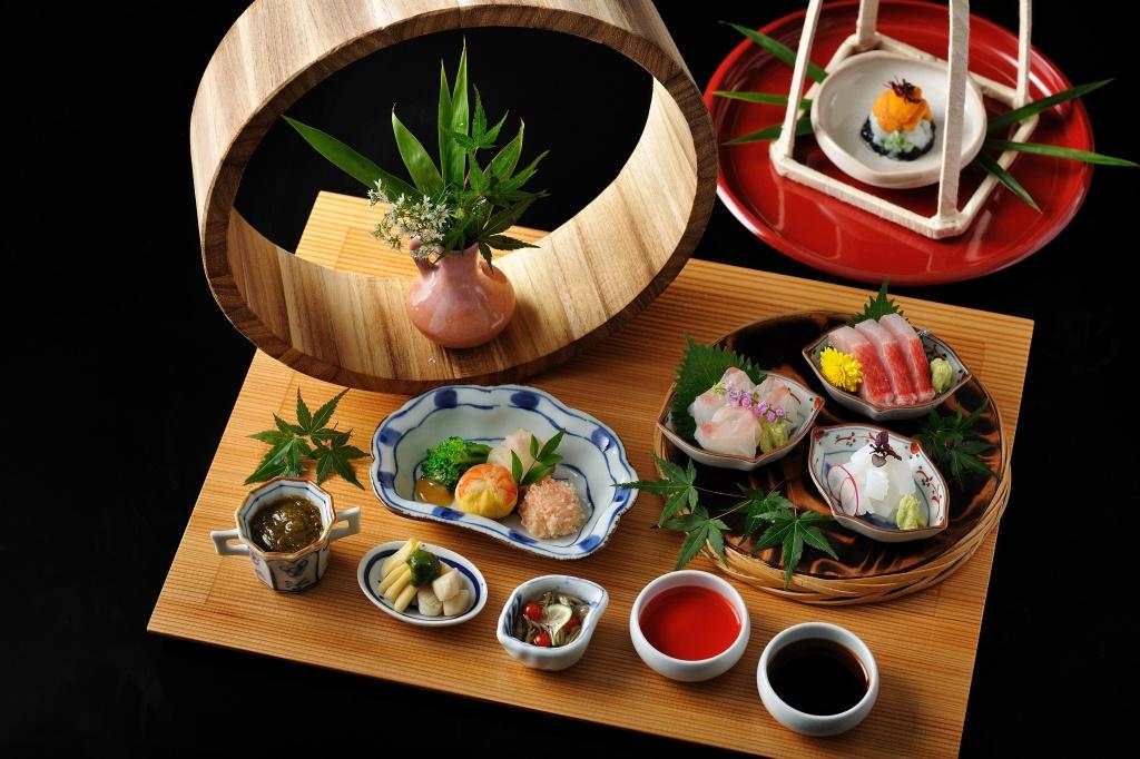 Hoshino Resorts Kai Nagato Cuisine 1