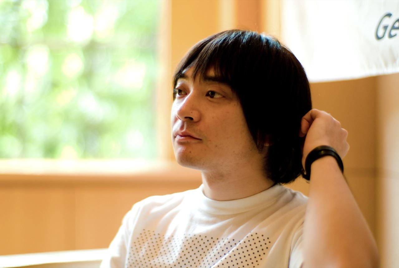 Keigo Oyamada Aka Cornelius(wikipedia)