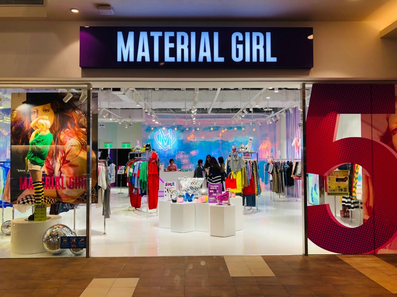 Material Girl 6