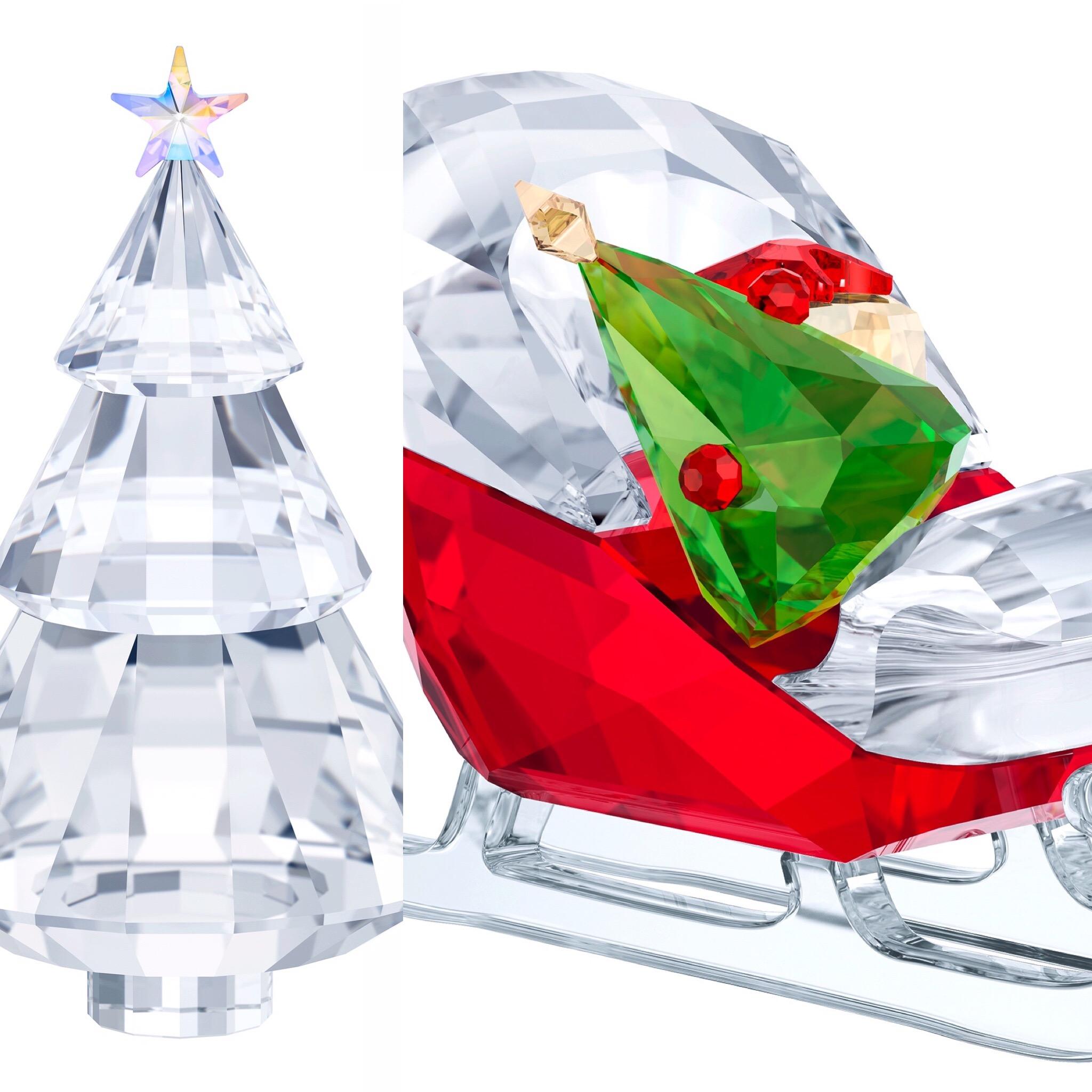 Swarovski聖誕系列