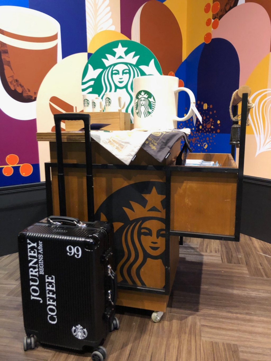 Starbucks Coffee Journey咖啡旅程