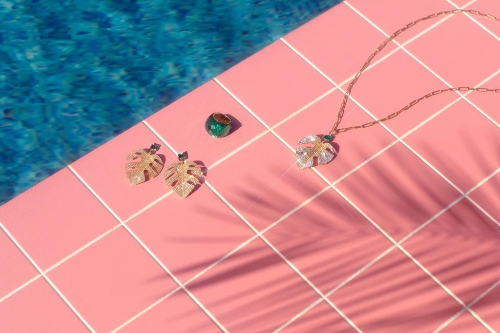 Summer Tropical系列商品
