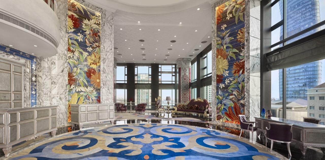 The Reverie Saigon 7f Lobby I