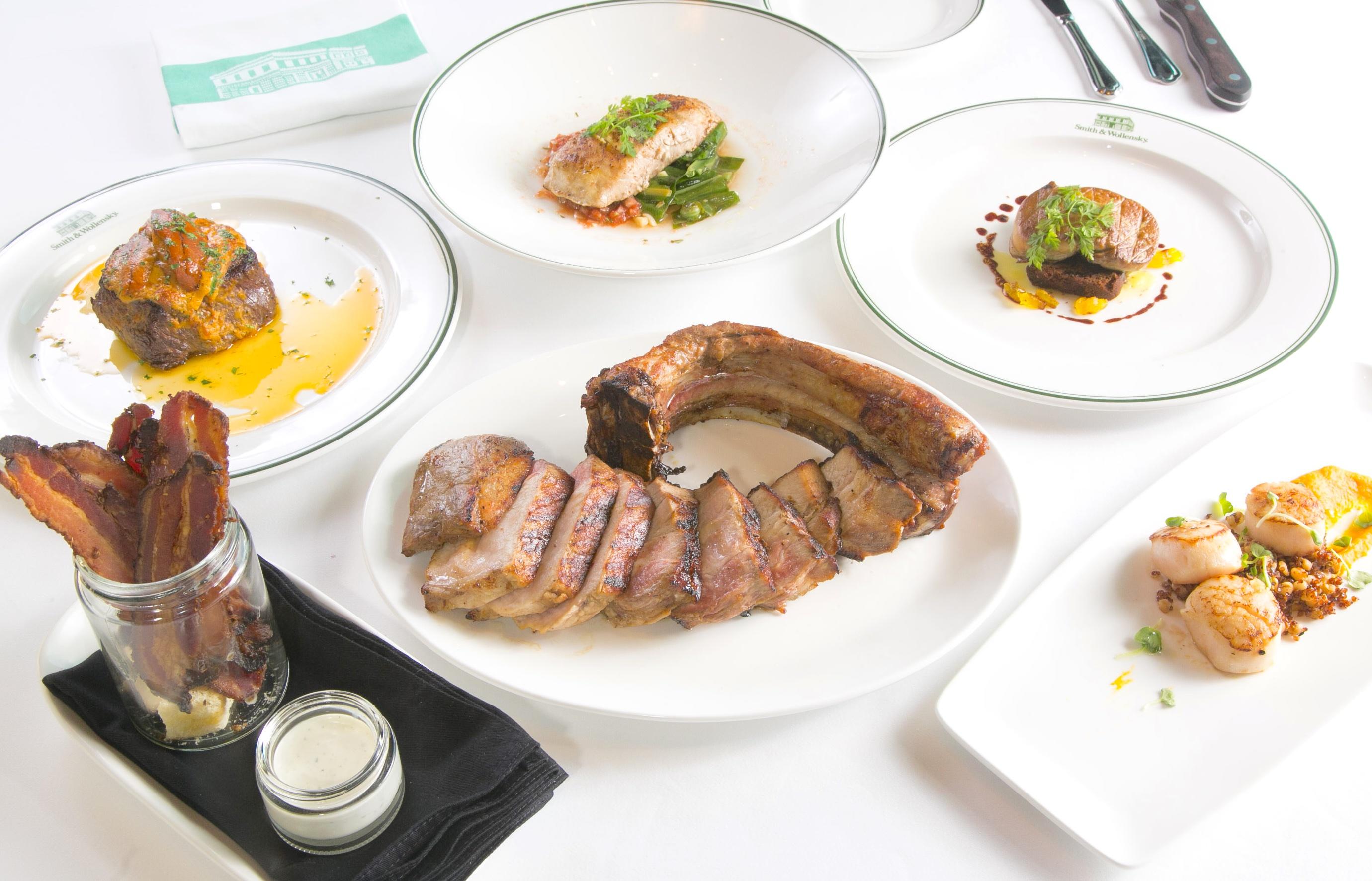 Usda Prime極佳級牛肉&多元化的獨家美味菜色