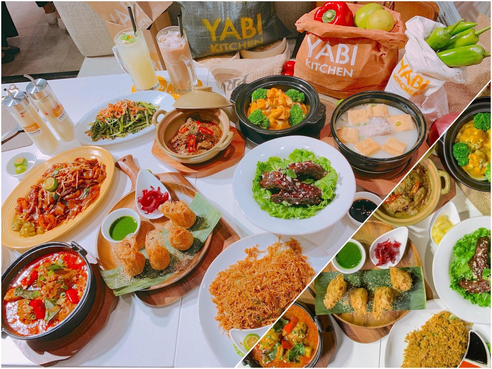 Yabi Kitchen匯集星馬泰印度等人氣料理