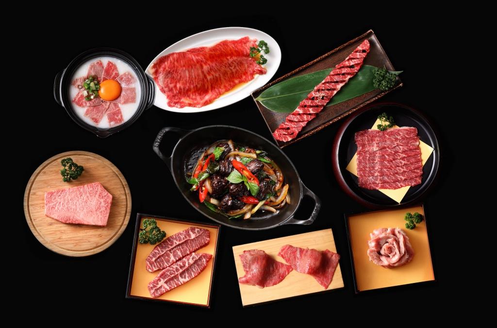 Yknk Club可享用燒肉及佐酒餐點