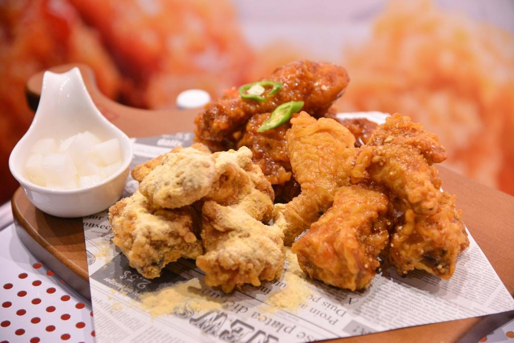 Bb.q Chicken炸雞調理功法直輸台灣